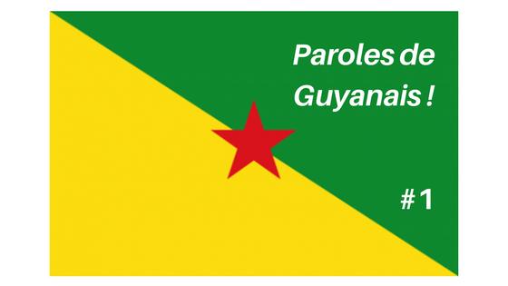 Paroles de Guyanais #1 : Mathieu, 40 ans, Montravel(Guyane)